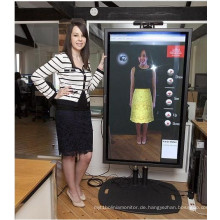 65-Zoll-LCD-Display zum Ankleiden