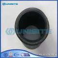 Flexible black rubber hose pipes