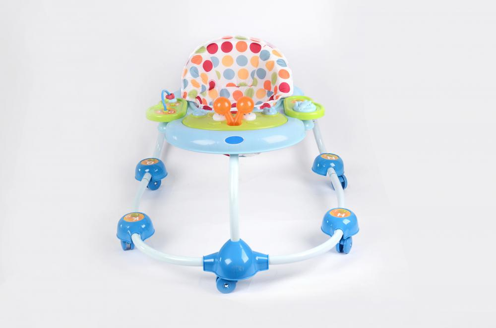 Plastic Activity Walker with Toys