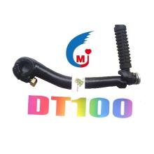 Piezas de motocicleta Kick Starter para motocicleta Dt100