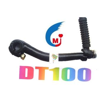 Peças de motocicleta Kick Starter para motocicleta Dt100