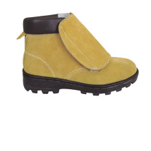 High Quality S1P CE Waterproof oem  nubuck leather outsoles for Safety Shoes With Cow Leather