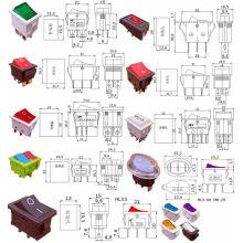 Todas las clases de interruptor de eje de balancín del barco