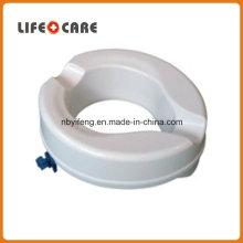 Plastic Toilet Seat Raiser for Disabled