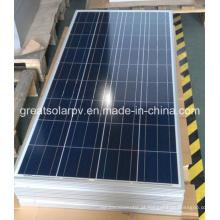 100W Poly Solar Panel com fabricação profissional da China