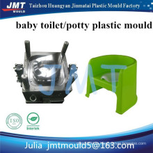 OEM high precision baby potty/closestool plastic injection mold maker