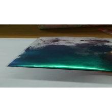 Pigmento de camaleón / Pigmento de efecto cromo espejo para arte de uñas, decoración de automóviles, etc.