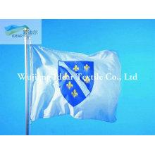 100 % Polyester nationalen Flaggen/Finished Fahnen