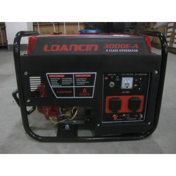 Générateur d'essence 2kw Générateur d'essence Honda à usage domestique