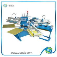 Automatic flat mhm screen printing machines