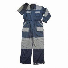 Working Wear Coverall, Various Styles and Colors are Available
