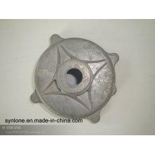 Tampa de fundição de alumínio com usinagem CNC