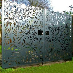 Cutstom Decorative Metal Screen