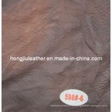 Hot Selling Italian Modern Style Dark Color Sofa Leather