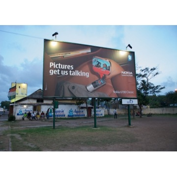 P16 High Brightness Billboard LED Display for Advertisings