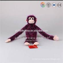 2016 developed hotsale gorilla monkey animal plush toys long arm
