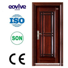 Popular style in Asian market half steel door picture