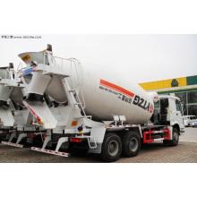 Caminhão de mistura concreto do transporte do cimento do caminhão de HOWO 6 * 4