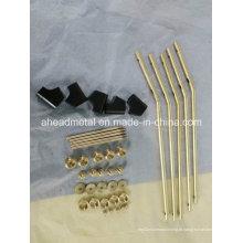CNC Usinagem de peças (peças usinadas) para acessórios de iluminação