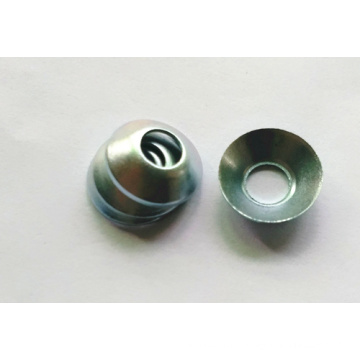 Stamping Parts of Bowl Washer in Zinc Plating
