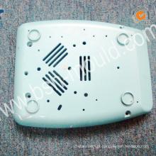 OEM com perfil de alumínio da ferragem ISO9001 para a caixa leve da cara do flex