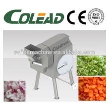 Dicer caliente de la cebolla del SUS 304 de la venta / cortador vegetal / máquina de cortar de la patata / máquina cortadora / 3d dicer para las verduras