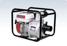 Benzine motor waterpomp