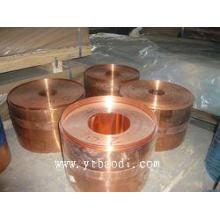 Bobina de cobre T2 (C11000)