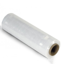 easy to use stretch film roll /lldpe film roll with handle