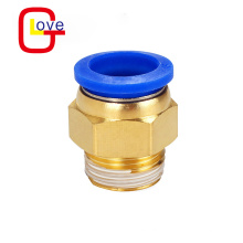PC Straight One Touch pneumatic connector tube fitting