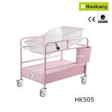 Регулируемая медицинская прогулочная коляска для больницы (HK505)
