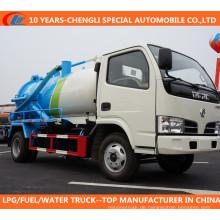 3cbm Abwasser-Vakuum-Saugwagen