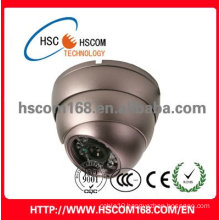 Guangzhou Manufacturer IR CCD infrared camera dome shape China offer price