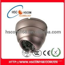 Guangzhou fabricante IR CCD câmera infravermelho dome forma China oferta preço
