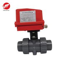 Válvula multifunción eléctrica flexible para calentador de agua