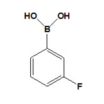 3-Fluorobenzeneboronic Acid CAS No. 768-35-4