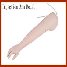 Модель повышения квалификации внутривенных инъекций руку (правая/левая)