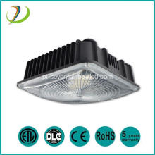 ETL DLC LED Canopy Light 50W