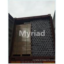 Revestimiento de PE de doble capa de tejido de aluminio