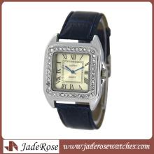 2015 with New Diamonds on Dial Ladies Fashion Wrist Watch Case