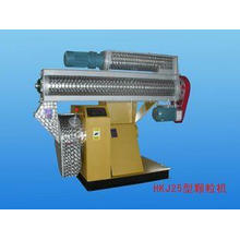 Poultry Low Noise Stainless Steel Ring Die Pellet Feed Mill