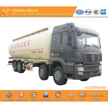 SHACMAN 40m3 8X4 grain powder transport truck
