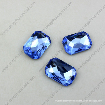 Wholesale Octagon Fancy Crystal Rhinestone with Matching Setting