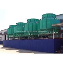 Torre de resfriamento da usina de renderização