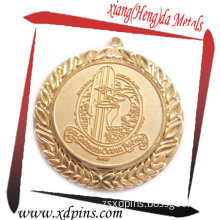 Custom Die Casting Metal Medallion and Medals (XDME-001)
