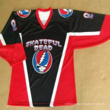 Equipo Personalizado de Jersey de Hockey sobre Hielo de Moda