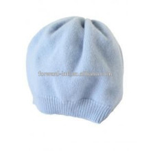 Venda al por mayor el 100% de la cachemira adultos tejida sombreros del invierno de las mujeres para la venta