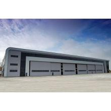 Edifício de armazém de estrutura de aço (KXD-SSB1327)