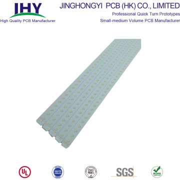 Metalowy rdzeń PCB Aluminium 1200 mm T8 LED Tube PCB
