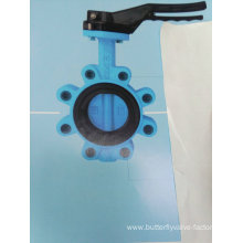 Non Backed Lug Butterfly Valve